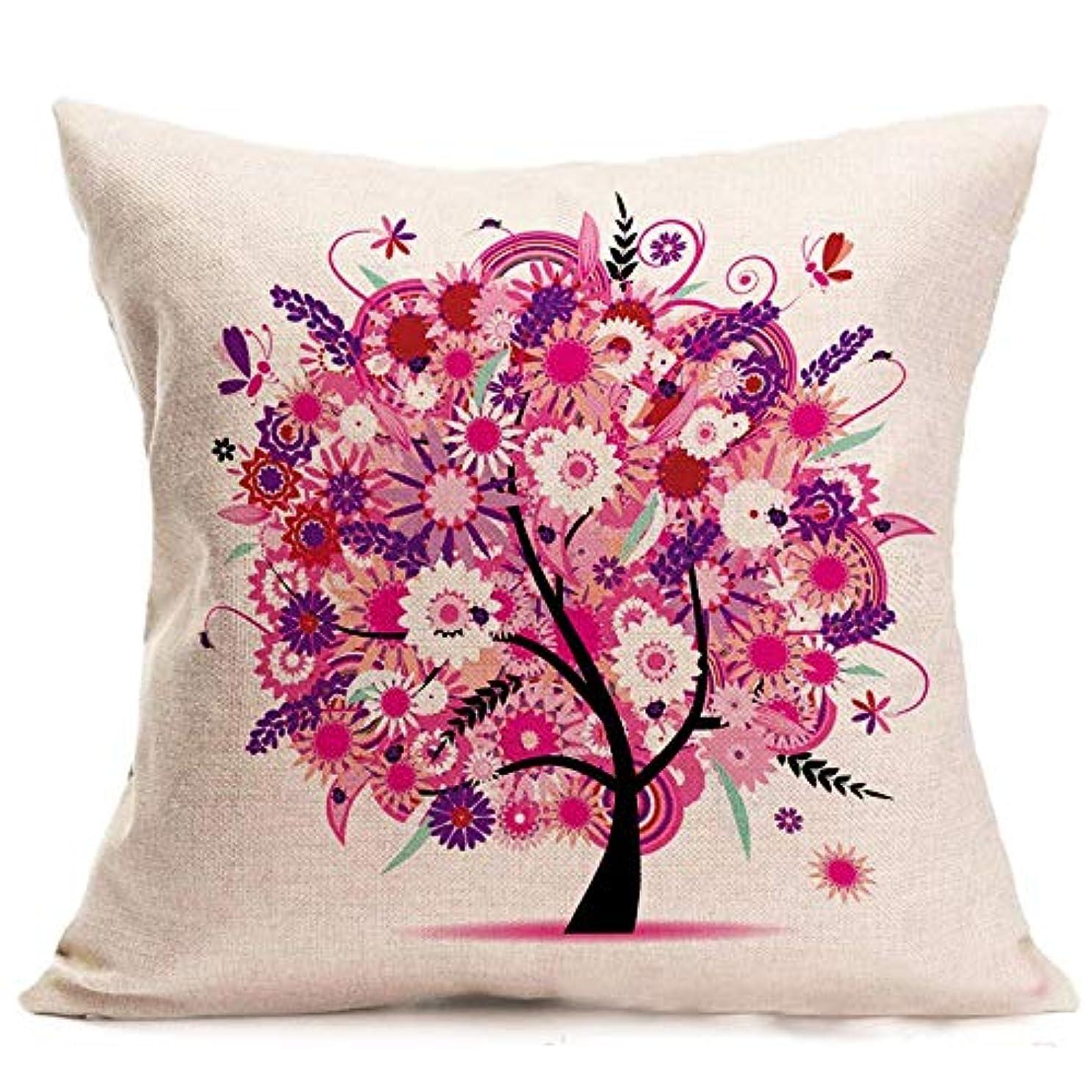 可愛いはねかける花弁LIFE 送料無料リネンクッション、枕 (含まないフィリング) 40 × 40 センチメートル、 45 × 45 センチメートル、 50 × 50 センチメートル、 60 × 60 センチメートル クッション 椅子