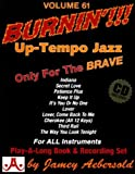 Burnin-Up Tempo Jazz Standards
