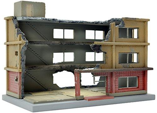 トミーテック ジオコレ 建物コレクション 152 解体中の建物B 幅の広い建物 ジオラマ用品