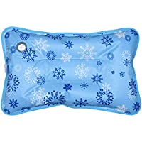 Kongqiabona Summer Student Siesta Ice Pillow Multi-functional Cartoon Ice Crystal Cool Pillow Square Shape Two Patterns Available