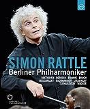 ベルリン・フィル 日本ツアー 2013 スペシャルBOX (Simon Rattle | Berliner Philharmoniker) [4 Blu-ray] [輸入盤・日本語解説付] - BOX Set - Blu-ray