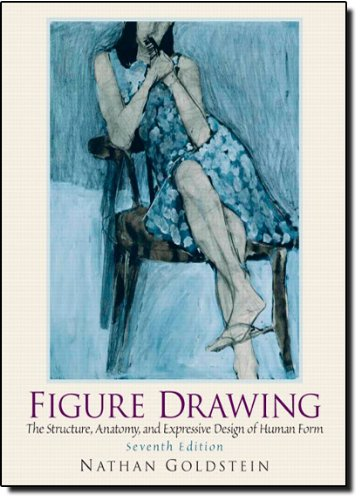 Download Figure Drawing: The Structural Anatomy and Expressive Design of the Human Form (Mysearchlab Series for Art) 0136031919