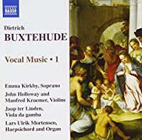 Vocal Music 1 by DIETRICH BUXTEHUDE (2007-02-27)
