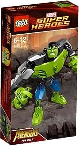 レゴ (LEGO) スーパー・ヒーローズ ハルク(TM) 4530
