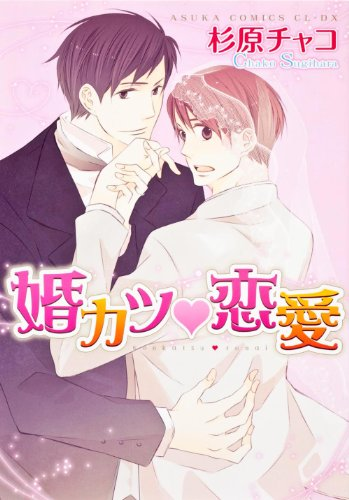 婚カツ(ハート)恋愛 (あすかコミックスCLーDX)