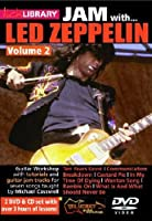 Lick Library: Jam With Led Zeppelin - Volume 2. For エレキ・ギター