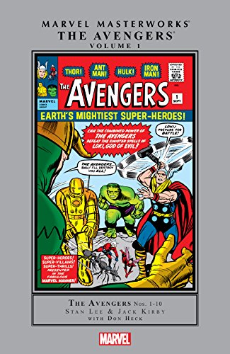 Avengers Masterworks Vol. 1 (Avengers (1963-1996))