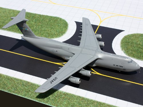 1: 400 ジェミニMACS US Air Force Lockheed C-5 Galaxy Dover AFB (並行輸入)