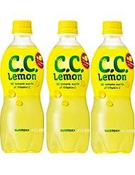 サントリー C.C.レモン 500ml×3本