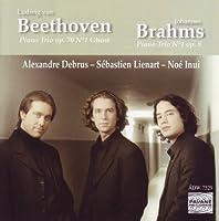 Piano Trio No. 5 Op. 70 No 1 Ghost/Piano Trio No 1