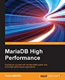MariaDB High Performance (English Edition)