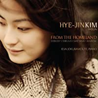 From the Homeland by Hye-Jin Kim (2014-01-13)