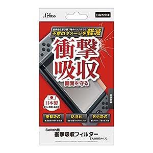 Switch用衝撃吸収フィルター【気泡吸収タイプ】