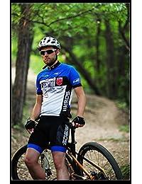 ジャージ セットアップ 上下セット スコーピオン 半袖 半ズボン サイクル スポーツ SOBIKE