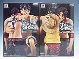 DRAMATIC SHOWCASE -5th season- vol.1 ワンピース 全2種セット フィギュア