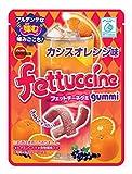 ブルボン フェットチーネグミカシスオレンジ味 50g ×10袋