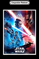 Composition Notebook: Star Wars The Rise of Skywalker Characters Movie Poster  Journal/Notebook Blank Lined Ruled 6x9 100 Pages