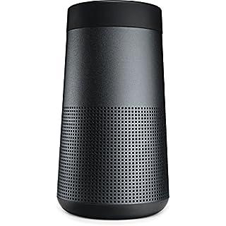 Bose SoundLink Revolve Bluetooth speaker ポータブルワイヤレススピーカー トリプルブラック【国内正規品】