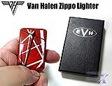 【VAN HALEN】ヴァン・ヘイレン公式ZIPPOライター