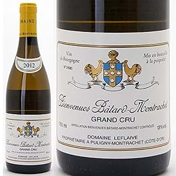 [2012] ビアンヴニュ バタール モンラッシェ 特級畑 750ml (ドメーヌ ルフレーヴ) 白ワイン((B0LFMB12))