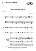 Ave verum Corpus (Tudor Church Music)