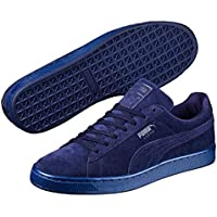 PUMA Men's Suede Classic Anodized Trainers