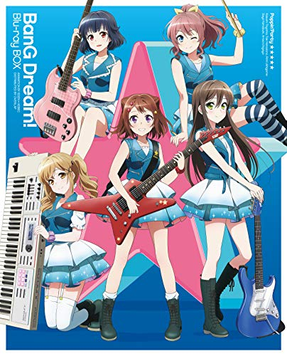 BanG Dream! Blu-ray BOX