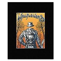 WALLFLOWERS - Back To California 2004 Mini Poster - 29.5x23.5cm