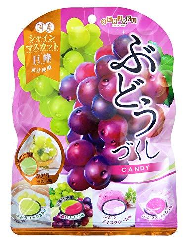 ぶどうづくしCANDY 6袋
