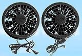 空調服 ファン 空調服専用 ファンユニット ライトグレー(ファンのみ、電池ボックスなしタイプ) (ブラック) (¥ 1,880)