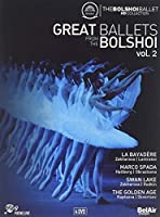 Great Ballets from the Bolshoi 2 [DVD]