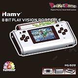 【MA-9549】 HG-828 8bit FC Pocket Game / ポータブルメディアプレーヤー
