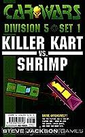 Car Wars Division 5 Set 1: Killer Kart Vs. Shrimp