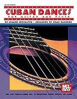 Cuban Dances for Guitar and Flute