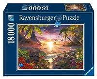 Paradise Sunset 18,000 Piece Puzzle