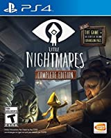 Little Nightmares Complete Edition (輸入版:北米) - PS4