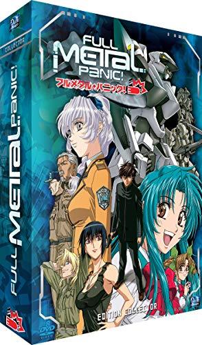 Full Metal Panic ! (フルメタル・パニック!) - Intégrale - Edition Collector (8 DVD + Livret)