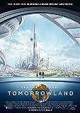 映画 トゥモローランド Tomorrowland ポスター 42x30cm ディズニー ジョージ・クルーニー トゥモロー・ランド [並行輸入品]