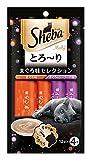 シーバ とろ〜りメルティ まぐろ味セレクション 12gx4本