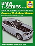 BMW 1 Series Petrol & Diesel (04-11). Martynn Randall (Haynes Service and Repair Manuals)