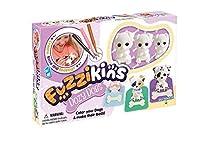 PlayMonster Fuzzikins Dozy Dogs Craft & Playset [並行輸入品]