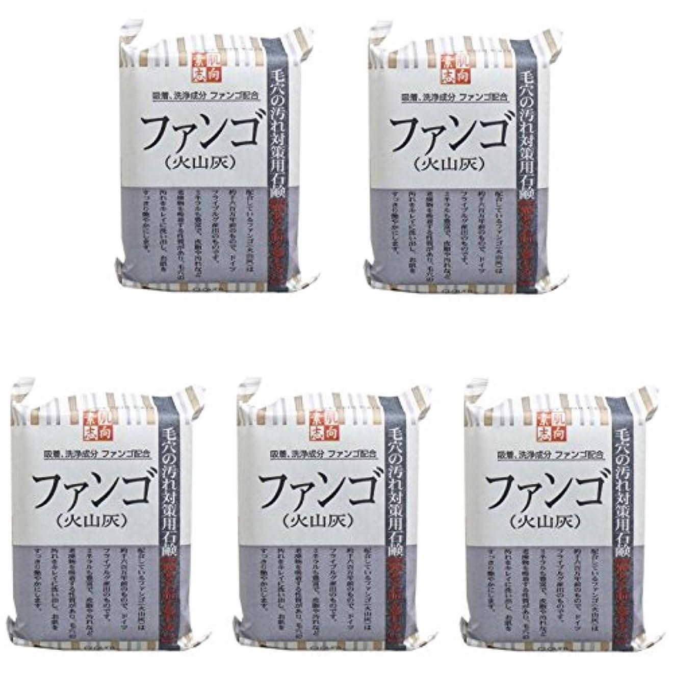 化合物成熟したインスタンス【まとめ買い】クロバー 素肌志向 ファンゴ【×5個】