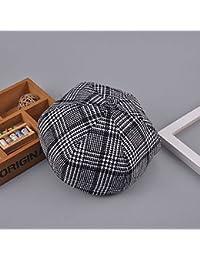 ベレー帽 レディース チェック キャップ メンズ 帽子 ふわふわ 小顔効果 カジュアル 2Way 大きいサイズ 春秋冬用 コットン