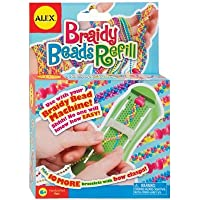 アレックス ALEX? Toys - Crafts Braidy Beads Refill 761R (並行輸入品)