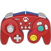 Wii WiiU HORI スーパーマリオ BATTLE PAD マリオ 並行輸入品★日本の本体でも使用可!