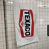 TEXACO ビンテージ バナー 旗 雑貨 アメリカ フラッグ 看板