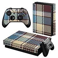 igsticker Xbox One X 専用 スキンシール 正面・天面・底面・コントローラー 全面セット エックスボックス シール 保護 フィルム ステッカー 003773