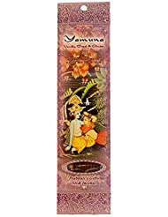 Incense Sticks Yamuna - Vanilla Copal and Amber [並行輸入品]