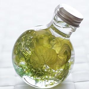 ハーバリウム 丸ボトル (グリーンハート)の関連商品10
