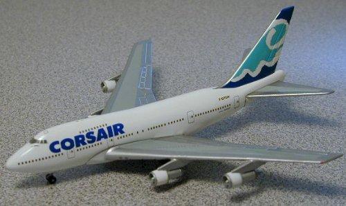 1: 400 ジェミニジェット Corsair ボーイング 747SP Limited Edition (並行輸入)